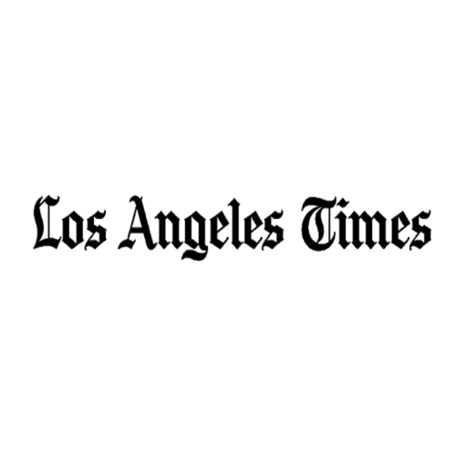 The Log Angeles Times logo.